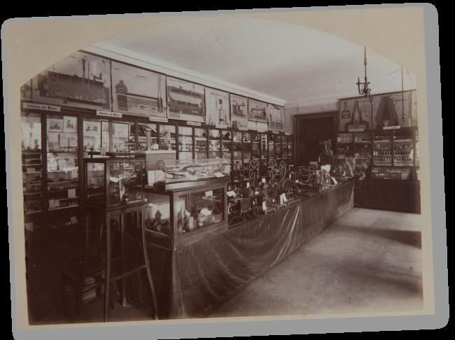 © Lightmotif.ch - Image Emile Pricam, vrais. vers 1880 - Conservatoire industriel de la Société des arts de Genève